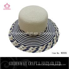 Chapeaux à dents pour dames chapeaux de soleil de plage