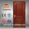 Professional manufacturer customized finish paint wood door
