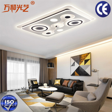 Interrupteur mural intelligent pour plafonnier LED Wifi