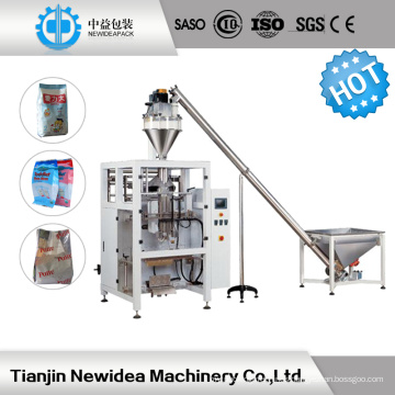Vertical Type Powder Packing Machinery with PLC Screen