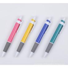 Guangzhou Stationery Market ofrece bolígrafo de plástico barato Tc-6035