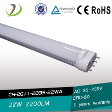 22W UL 2G11 conduit tube