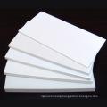 white rigid celuka PVC foam board and PVC sheet for cabinet furniture material