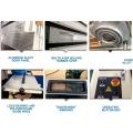 Aluminiumspirale-schnelle Rollensicherheits-Tür