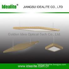 Idealite Home decoration LED wood pendant lamp