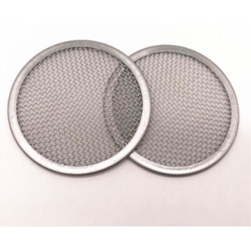 AISI304 Stainless Steel Wire Mesh Metal Filter Disc