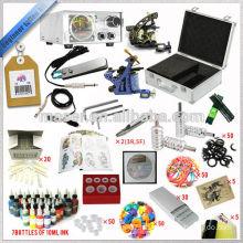 Professional Digital Top grade 2 professional cheap tattoo kits