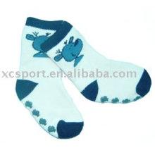Gestrickte Anti-überspringen Socken