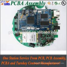 One station electronic smd pcba digital advertising display pcba electronics toys pcba