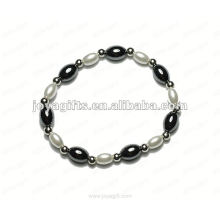 Fashion pearl crystal bracelet