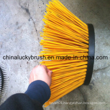 Yellow PP Roller Brush for Road Sweeper Machine (YY-209)