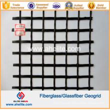 50knx50kn Glassfiber Geogrids Coated with Asphalt Bitumen