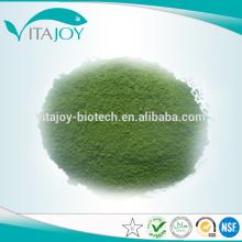 Extrait de feuille de mûrier, Chlorophylline au magnésium au sodium / Norme de l'UE