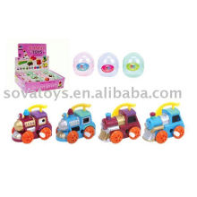 tumbling wind up train toys