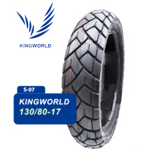 56% Rubber Content 130/80 17 Motorcycle Tire