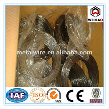 18 Gauge schwarz getemperter Draht / 18 Gauge Aluminiumdraht