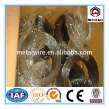 Câble recouvert noir 18 gauge / 18 jauge