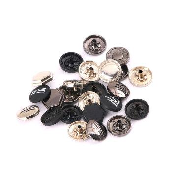 Wholesale factory snap button custom new design garment snap button clothes button