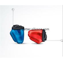 Bouchons d'oreille de protection d'oreille d'isolation phonique de silicone