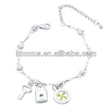 Lucky Europa four leaf clover bracelet jewelry