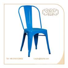 Haute qualité bas prix métal stable restaurant / mezzanine / chaise de bar