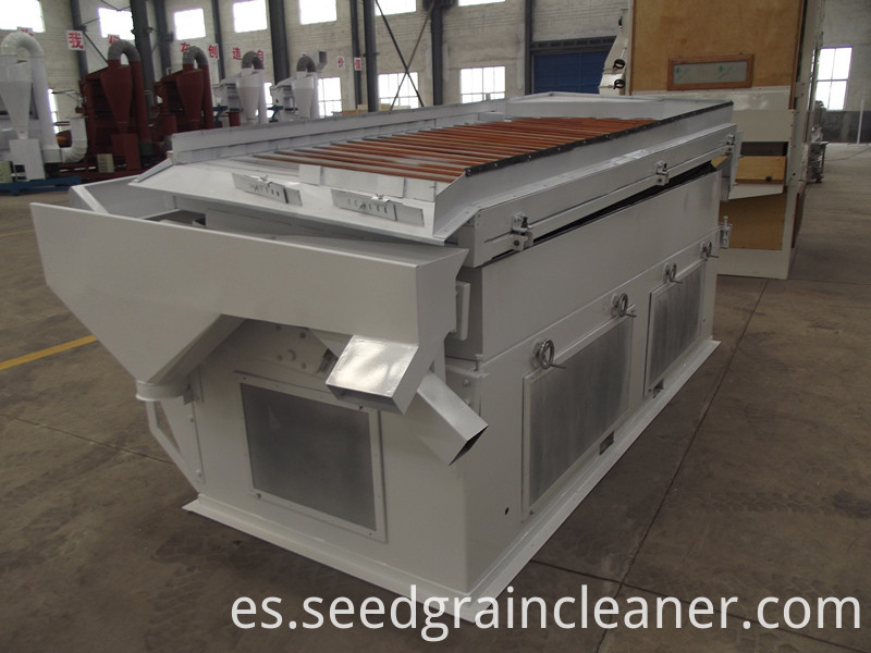 insect damaged seed removing machine