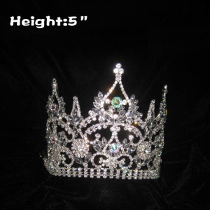 Wholesale Custom Pageant Queen Crowns