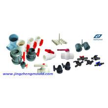 PVC Ball Valve Mould (JZ-P-C-03-021-B)