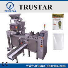 packing filling machine/packing machine spare parts/3-sided sealed particles self-standing bags