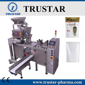 Liquid multi-function packaging machine