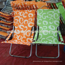 Outdoor chaise lounge, folding sun chair