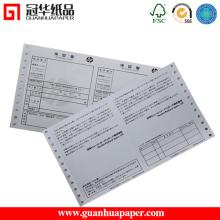 Papier de bureau autocopiant