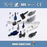 HFBR Optic Fiber Cable With PE Outer jacket