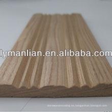 muebles decorativos de madera de moldeo