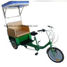 "Good Quality 20"" Tricycle Rickshaw Pedicab (FP-TRCY042)"
