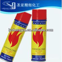 60 ml de gas butano universal de alta calidad para encendedores