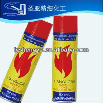 60 мл высокое качество универсальный бутан газ для зажигалок