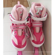 Los niños deporte PU ruedas patines en línea (CK-109)