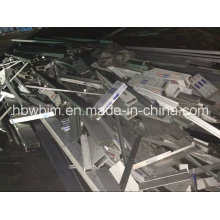 Aluminum Extrusion Scrap 6063 with Purity 98%Min