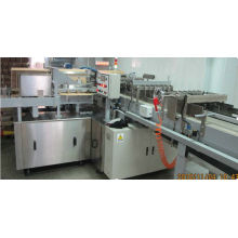 All In One Bottle Packaging Machine Carton Shrink Wrapping Machine