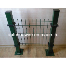 Popular PVC Coated Wire Mesh Fence