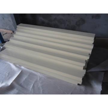 50mmx50mmx1.8mm, 1800mm Primrose Aluminum Fencing Post