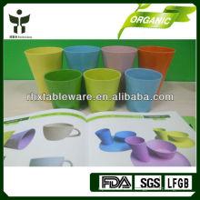 Tasse recyclée en fibre de bambou Tasse