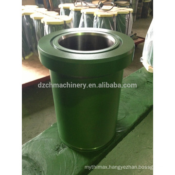 Factory supply API certified mud pump iron steel liners