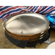 OEM China High quality for Quality Clad Material Elliptical Head Cald plate with two materials dishend supply to Belarus Importers