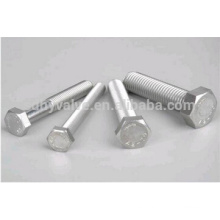 Customized rate valve bolt