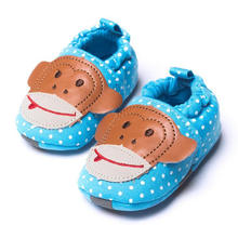 Cartoon Soft Sole Baby Shoes Infant Toddler Moccasins