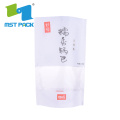 Stand Up Food Rice Paper Bag