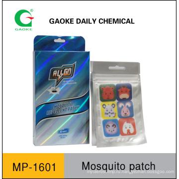 Пластырь от комаров (эфирные масла)