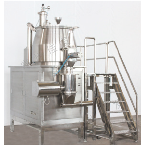 High Shear Mixer Wet Granulating